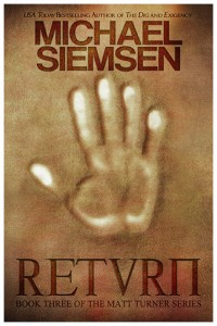 Return (Book Three of the Matt Turner Series) by Michael Siemsen