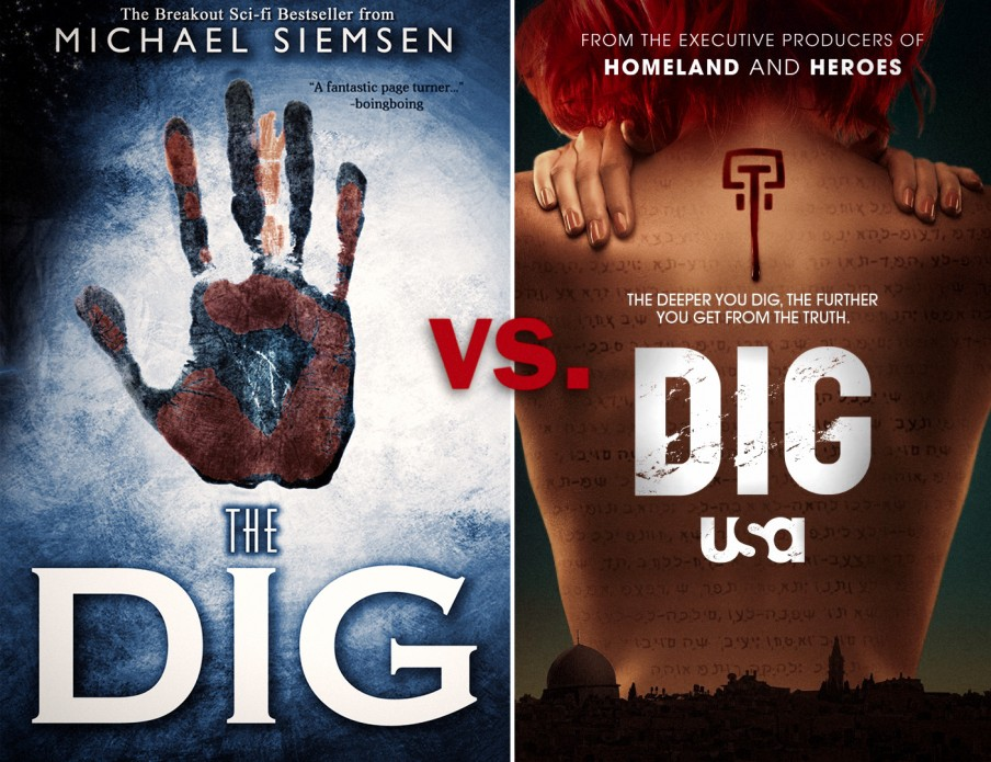 USA's Dig vs. The Dig