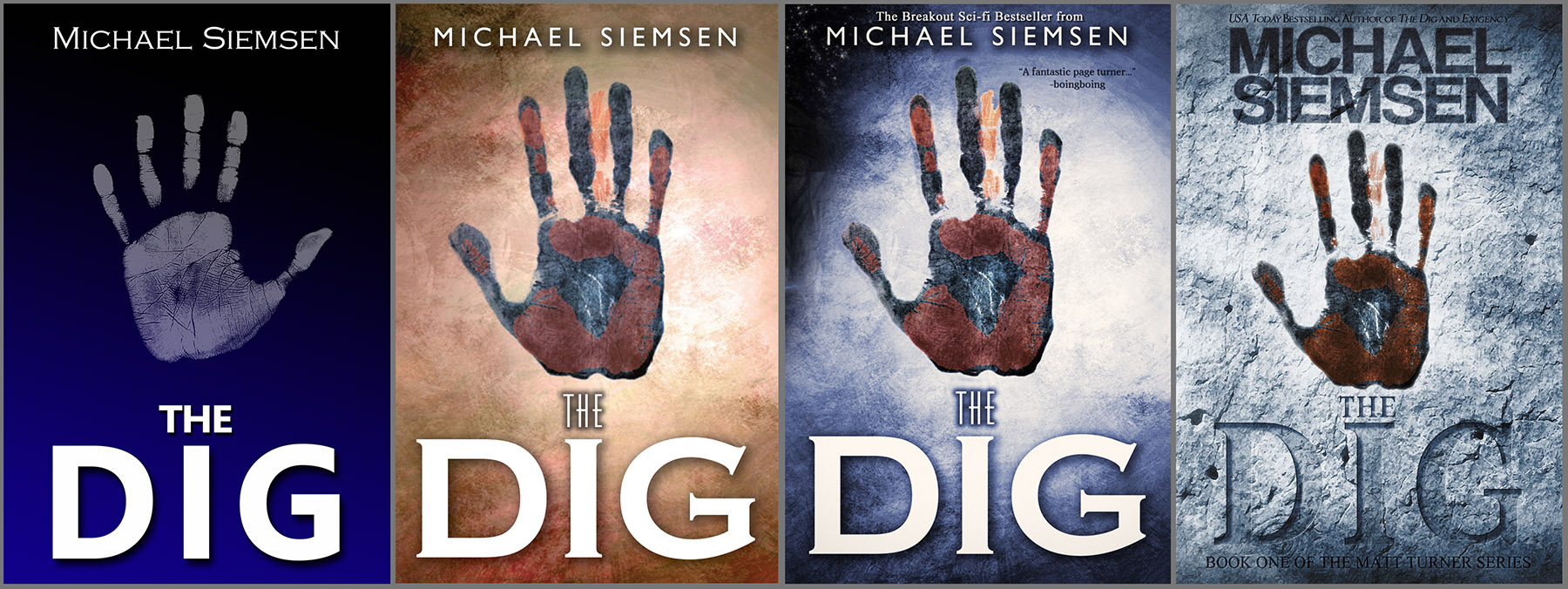 the dig covers - 2010-2015