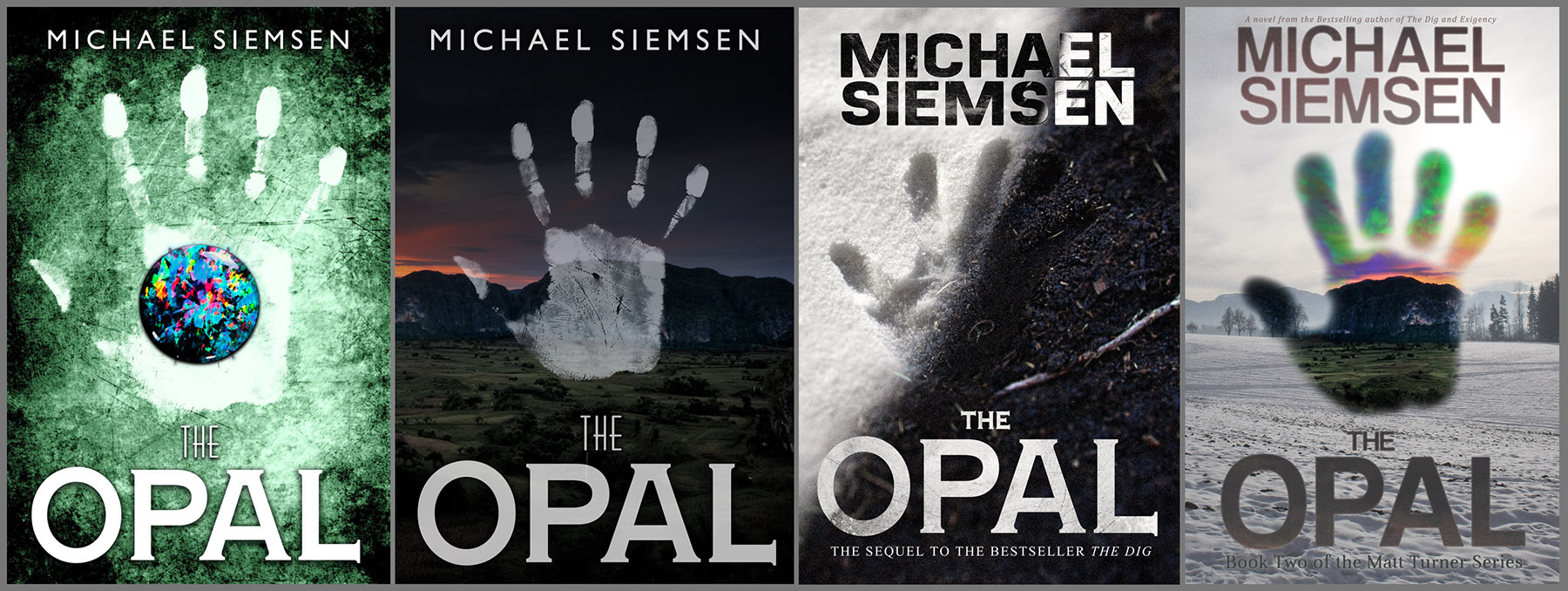 the opal covers - 2012-2015