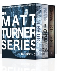 The Matt Turner Series Boxed Set by Michael Siemsen