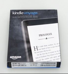 Kindle Voyage Package